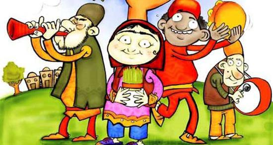 پیام تبریک عید نوروز 99 ، لحظه تحویل سال ۱۳۹۹ + تبریک عید نوروز کودکانه