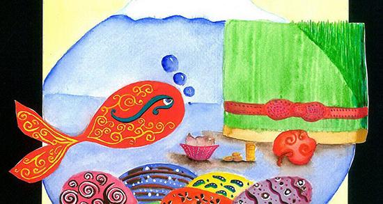 اشعار عید نوروز ، مبارک کوتاه و محلی کودکانه + شعر در مورد عید نوروز کودکانه