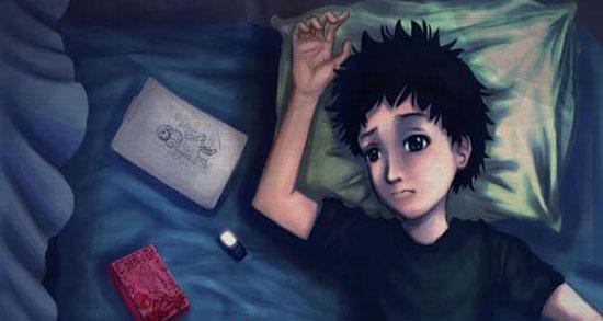 متن شب بخیر غمگین ، عاشقانه + شب بخیر غم انگیز و بدون شب بخیر خوابیدی