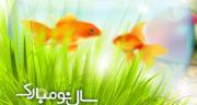 پیام تبریک عید نوروز به حامی ، تبریک عید نوروز عاشقانه و اداری