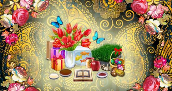 متن تبریک سال نو به انگلیسی ، با ترجمه + متن عید نوروز به زبان انگلیسی