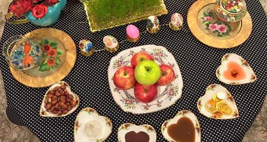 پیامک تبریک عید باکلاس ، پیامک باکلاس و متن ادبی تبریک سال نو و عید نوروز