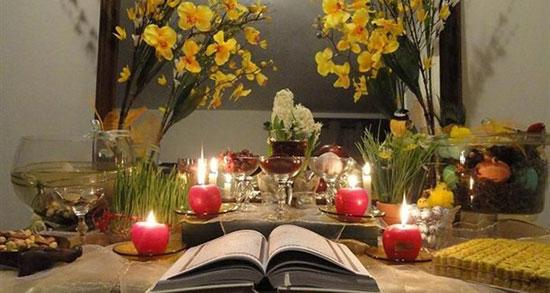 متن در مورد هفت سین عید ، شعر حافظ در مورد هفت سین عاشقانه