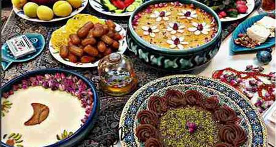 اس ام اس دم افطار ، اس ام اس التماس دعا برای لحظه افطار