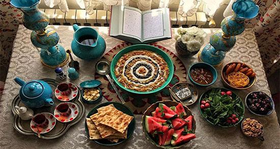 متن سحری ، ماه رمضان + متن دعای سحر ماه رمضان