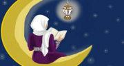 متن درباره ماه رمضان ، به انگلیسی برای کودکان + شعر درباره ماه رمضان
