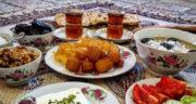 متن برای افطار ، متن زیبا برای افطار ماه رمضان و افطاری دادن و سفره افطار