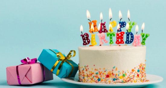 تبریک تولد دختر خاله عزیزم ، تولدت مبارک + متن تبریک تولد خاله