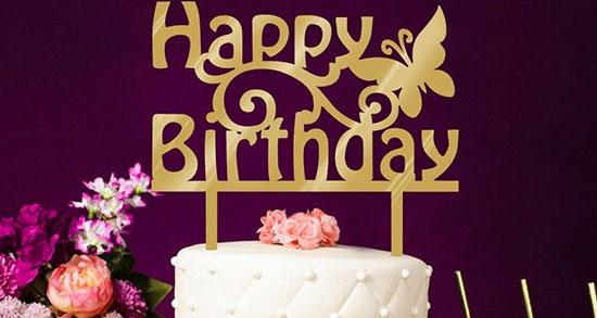 تبریک تولد در کامنت ، اینستا + متن احساسی برای تبریک تولد متفاوت