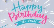 پیامک تولد دوست اردیبهشتی ، متن زیبا برای تبریک تولد اردیبهشت