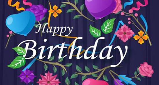 پیامک تولدت مبارک دخترم ، تبریک تولد و پروفایل زیبا برای تولد دخترم