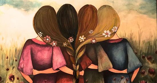متن دوستی ، زیبا و انگلیسی ماندگار و کودکانه + متن طولانی برای دوست صمیمی