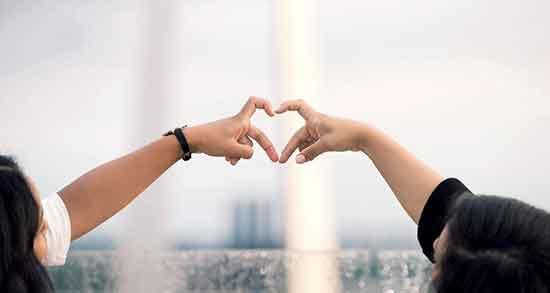 جملات دوست داشتن کوتاه ، پیامک دوست داشتن و دلتنگی کوتاه