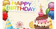 تولدت مبارک عزیزم ب انگلیسی ، پروفایل تولدم مبارک به زبان انگلیسی