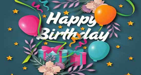 تولدت مبارک متن انگلیسی ، پروفایل تولدم مبارک به زبان انگلیسی