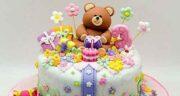 شعر درباره تولدت مبارک خاله ، عکس کیک تولد خاله جون تولدت مبارک