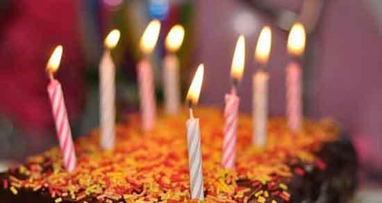 تبریک تولد دختر عمو تولدت مبارک ، متن تبریک تولد دختر عمو به انگلیسی