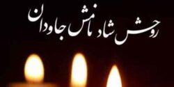 پیام تسلیت برای درگذشت عمه ، عکس و متن در مورد فوت عمه عزیزم