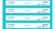 بهترین آپارتمان های تهران را در وب سایت شابش جستجو کنید