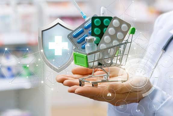 طراحی سایت داروخانه آنلاین با ویژگی های خاص - سلامت پردازش